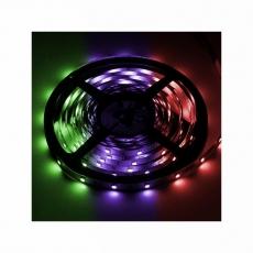 Taśma LED 5m RGB kolorowa - BEZ ŻELU 37,5W