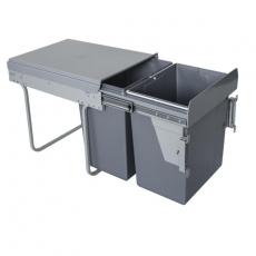 Segregator na odpady 40cm 2p 20 20L MOC. FRONTU-3708