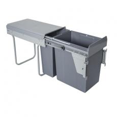 Segregator na odpady 30cm 2p 20 10L MOC. FRONTU-3706