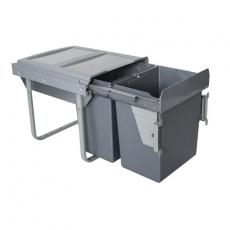 Segregator na odpady 45cm 2p 20 20L MOC. FRONTU-3712