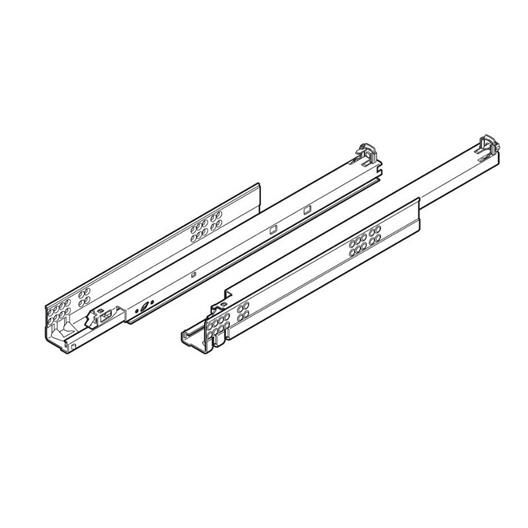 BLUM TANDEM 17-19mm pełny wysuw 300mm TIP-ON-5022