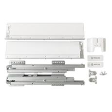 Szuflada COMFORTBOX 400mm NISKA h86mm PUSH-OPEN