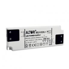 Altori zasilacz do taśmy LED 15W 12V DC SLIM/FLAT-6833